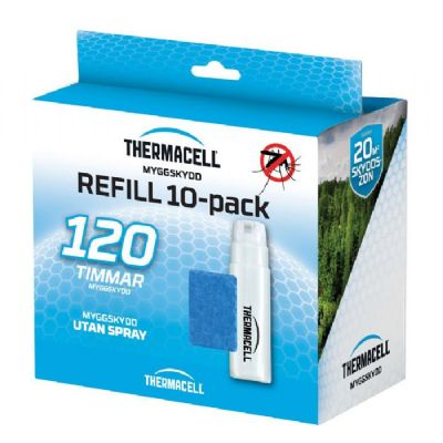 Refill 10-pack till ThermaCELL Myggskydd