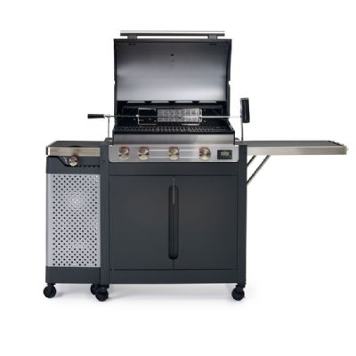 Gasolgrill Barbecook Quisson 4000 3 brännare