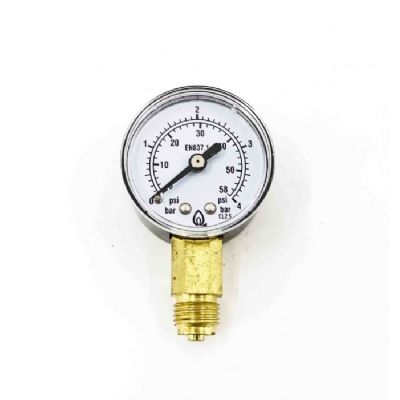 Manometer  0-4 Bar