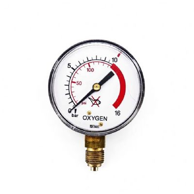Manometer Ox Harris 0-16 BAR