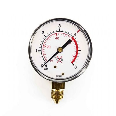 Manometer Propan Harris 0-6 bar 63 mm