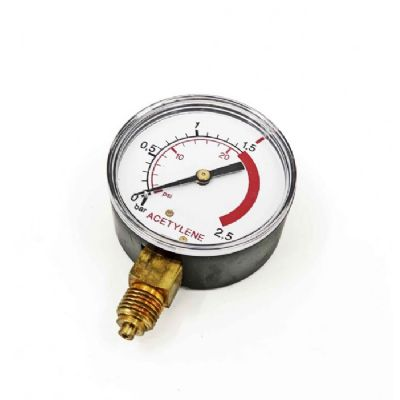 Manometer Ac Harris 0-2,5 BAR 63 mm